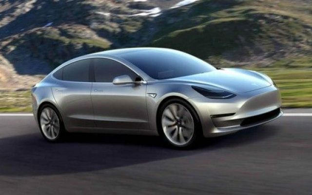 The Much Awaited Tesla Model 3 revealed. Here's the Info