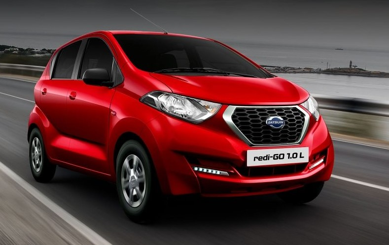 The New Datson Redi-GO 1-Litre First Drive Review