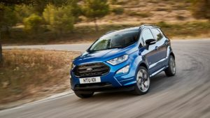 new Ford Ecosport india 2018