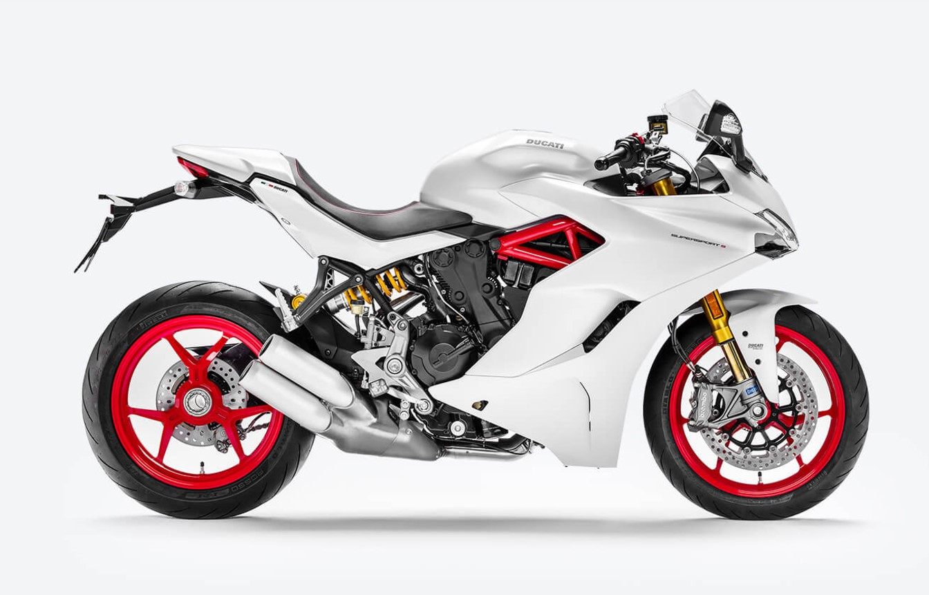 Ducati SuperSport Is All Set To Launch Soon. Price, Specs and Features