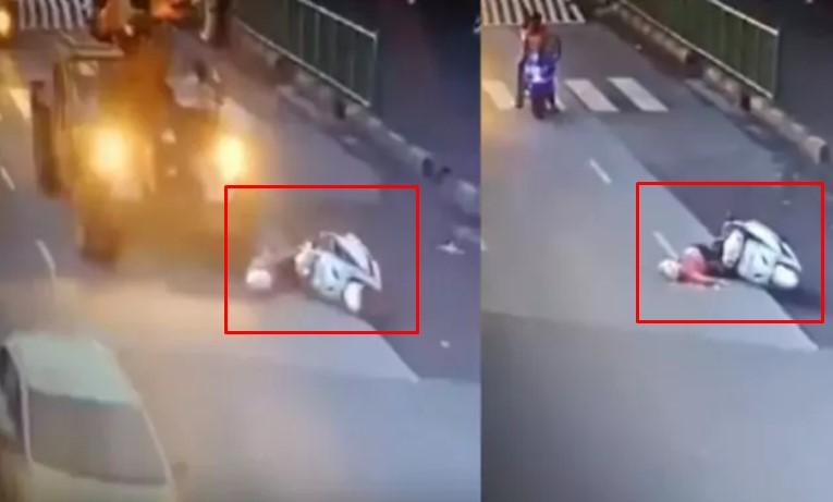 In A Bizarre Incident, A Mumbai Girl Got Crushed To Death Under A Hydraulic Crane