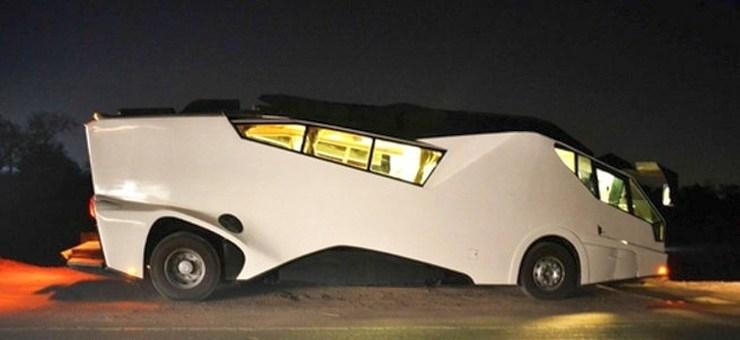 Bollywood Vanity Van