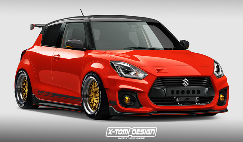 This is the Most Ravishing 2020 Maruti Suzuki Swift Modified Hatchback