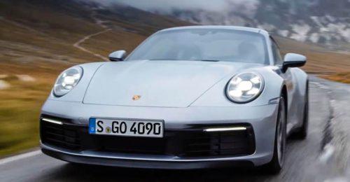 2019 porsche 911 turbo review