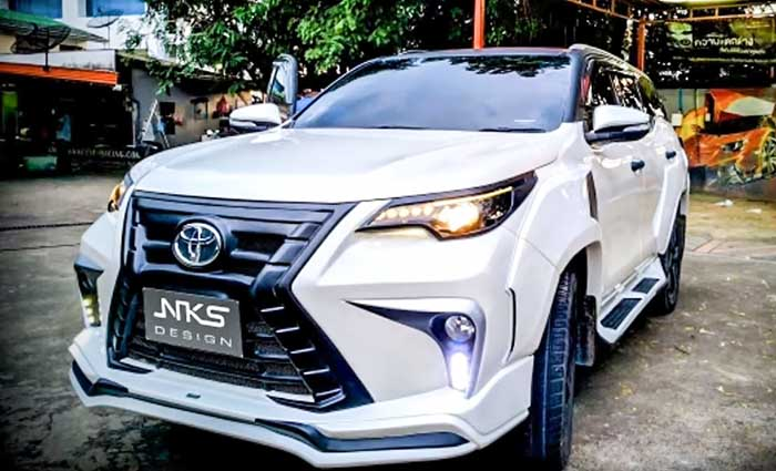 Top 10 Most Beautiful 2020 Toyota Fortuner Modified SUVs Around the World