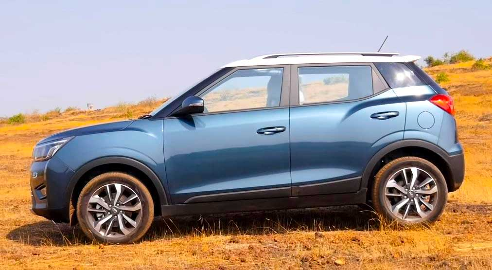 2019 Mahindra XUV 300 Review Exterior Side