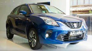 2019 Maruti Suzuki Facelift Exterior Side Front