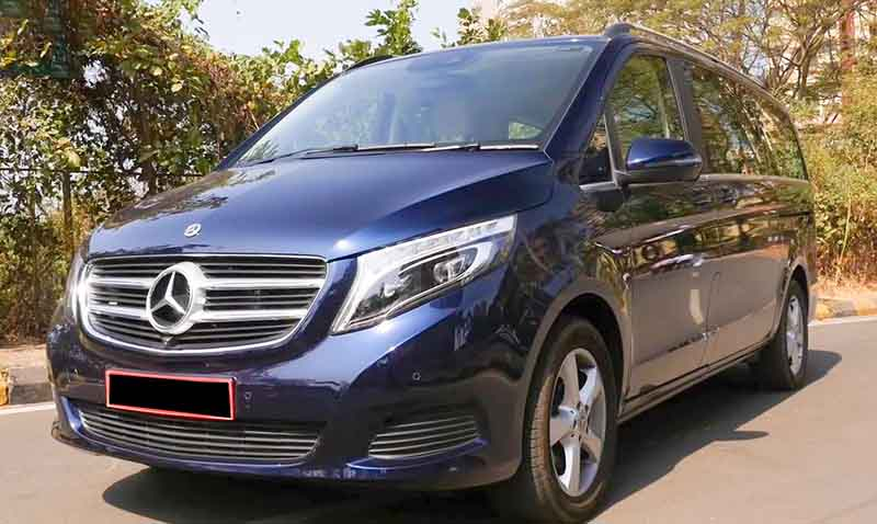 2019 Mercedes Benz V class review